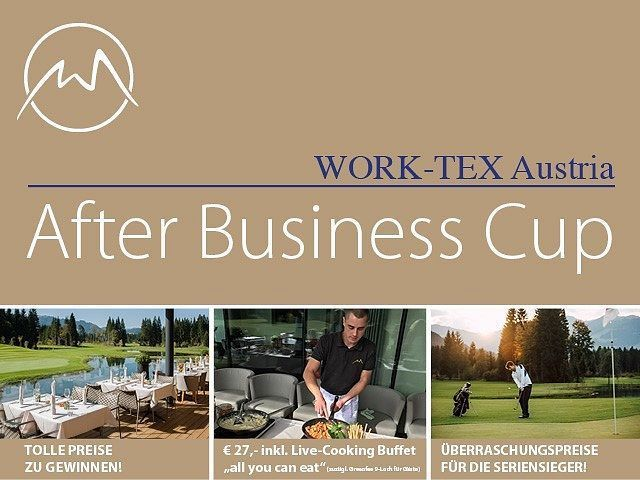 Worktex After Business Cup