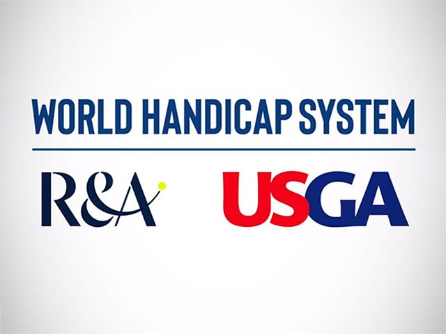 World Handicap System (WHS)